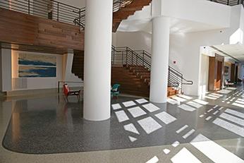 James Royal Palms Hotel - Terrazzo Flooring