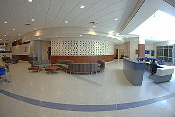 Memphis University Terrazzo Flooring