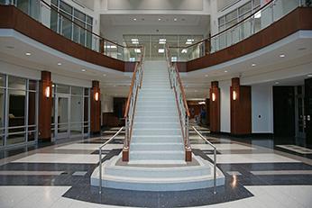 Government Building - Terrazzo Floors