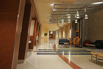 Orlando VA Medical Center - Terrazzo
