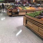 Retail Grocery Store Terrazzo