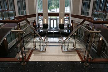 Suffolk Municipal Center - Terrazzo Flooring