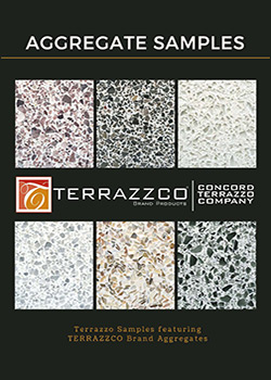 TERRAZZCO Aggregate Samples