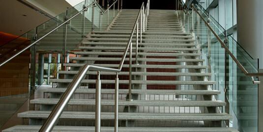 Terrazzo Stair Tread Design