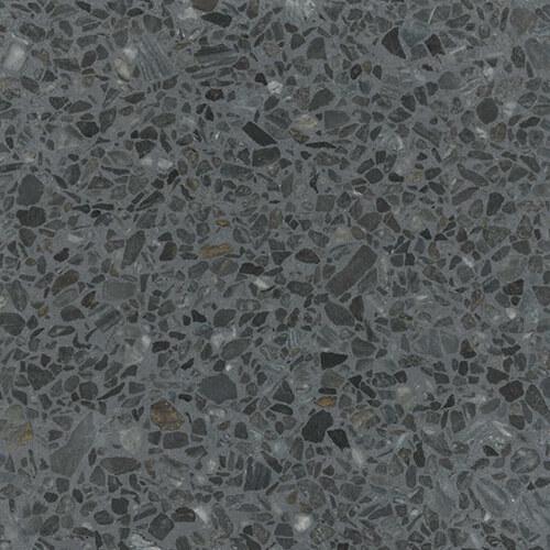 Monochrome Terrazzo 1119 Blue Grey