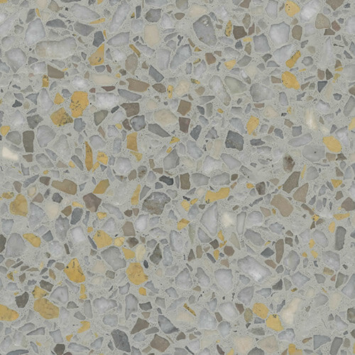 Standard Terrazzo 2100 - Gray Sunburst