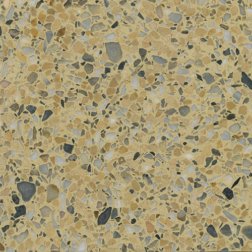 Standard Architectural Hard Kit Sample - Blonde Terrazzo #57