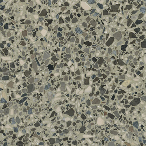 Standard Architectural Hard Kit Sample - Universal Khaki Terrazzo #58