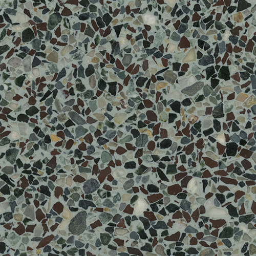 Standard Architectural Hard Kit Sample - Oyster Bay Terrazzo #59