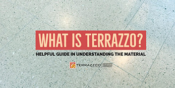 What is Terrazzo