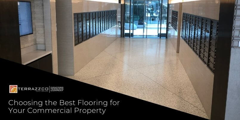 Choosing the Best Flooring for Your Commercial Property