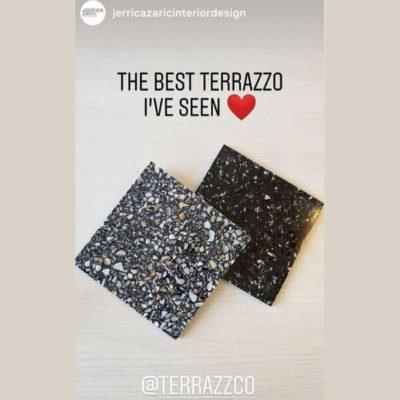 Terrazzo Samples