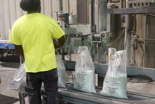 50 pound bags of aggregates