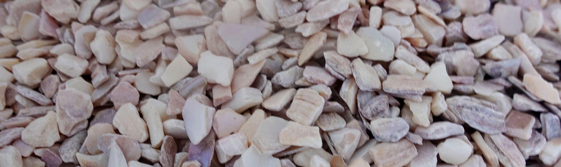 Exotic Shell Aggregates