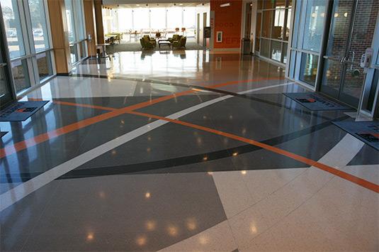 Epoxy Terrazzo Floors